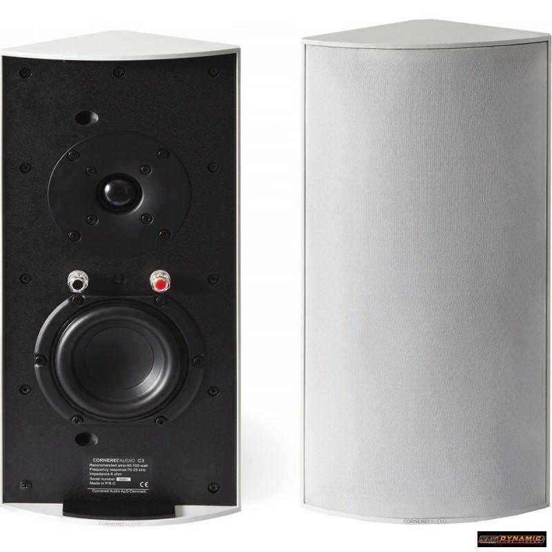 Cornered audio C3 Noir