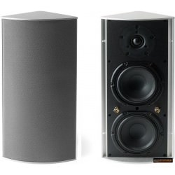 Cornered audio C5 Argent (la paire)