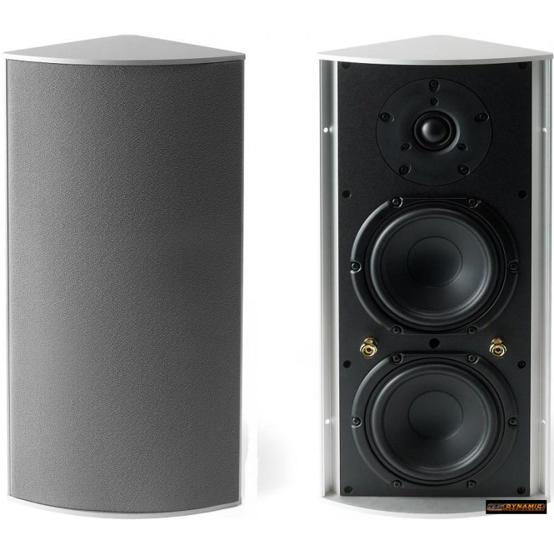 Cornered audio C5 Argent