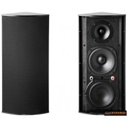 Cornered audio C5TRM Noir (la paire)