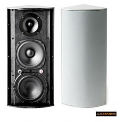 Cornered audio C5TRM Blanc (la paire)