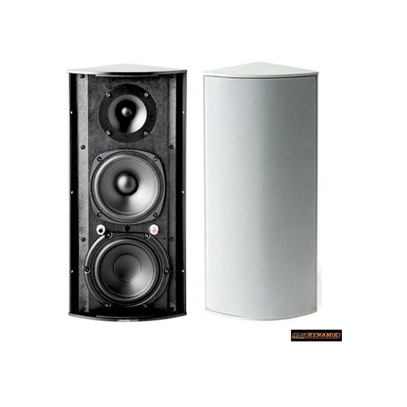Cornered audio C5TRM Blanc