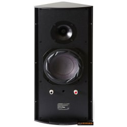 Cornered audio C6TRM Noir (la paire)