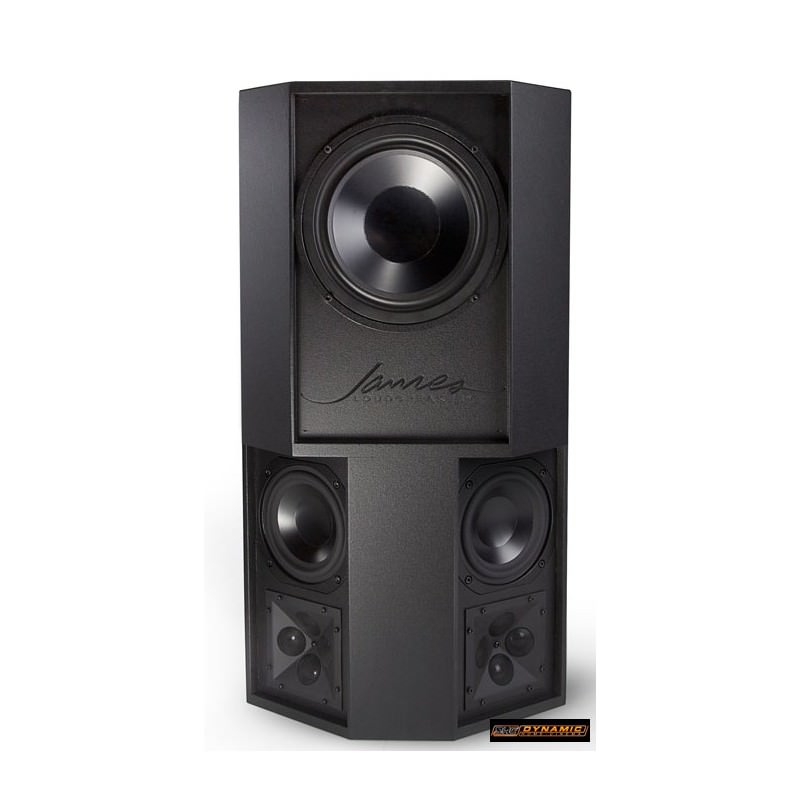 James Loudspeaker MQS85