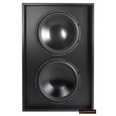 dynamic home cinema caisson james loudspeaker m122. Black Bedroom Furniture Sets. Home Design Ideas
