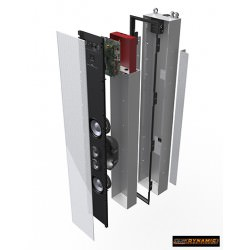 Meridian Audio DSP640 in-wall