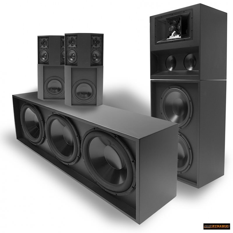 dynamic home cinema caisson james loudspeaker m152. Black Bedroom Furniture Sets. Home Design Ideas