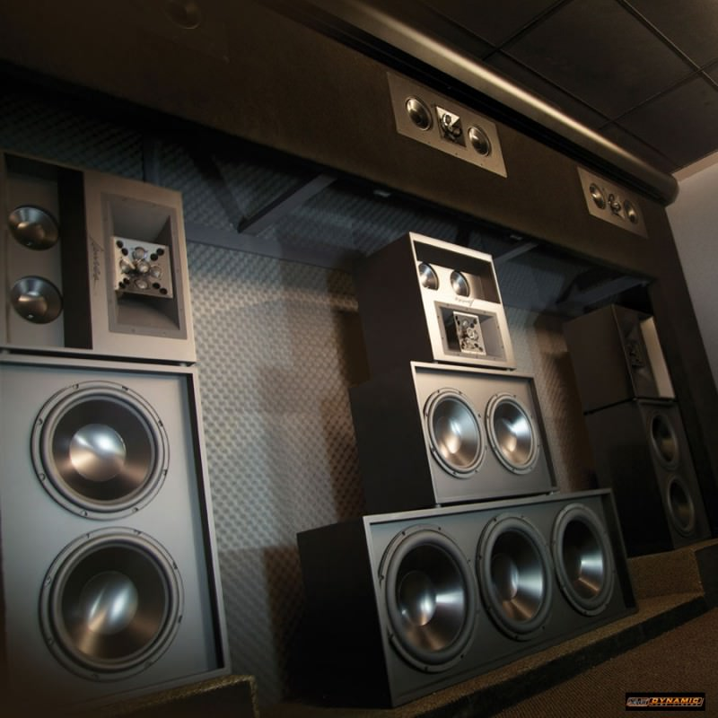 dynamic home cinema caisson james loudspeaker m213. Black Bedroom Furniture Sets. Home Design Ideas