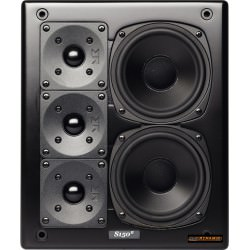 Pack enceinte Home cinema 5.1 M&K Sound S150 et X12 Noir