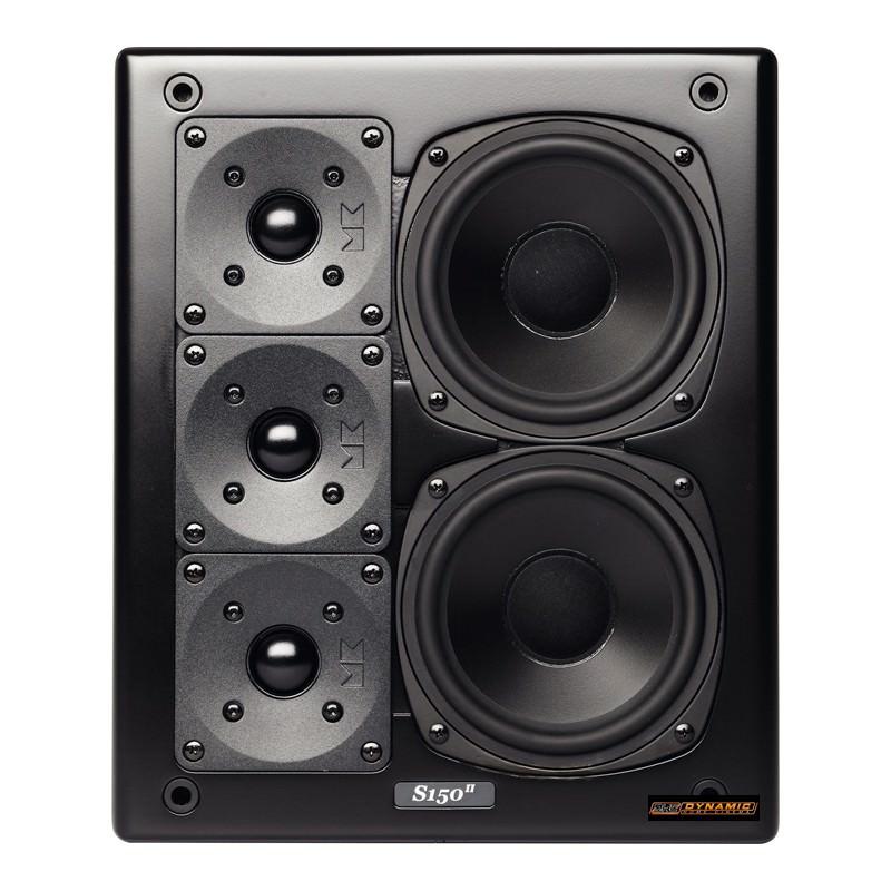Pack Home cinema M & K Sound S150 et X12 Noir