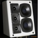 Pack enceinte Home cinema 5.1 M&K Sound MP150 et X12 Blanc
