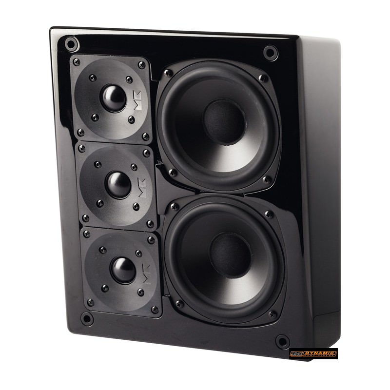 Pack Home cinema M & K Sound S150 et X12 Noir