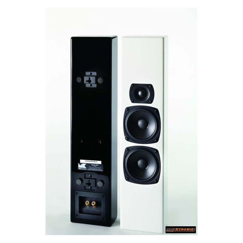 dynamic home cinema enceintes compactes m k sound mp7 blanc. Black Bedroom Furniture Sets. Home Design Ideas