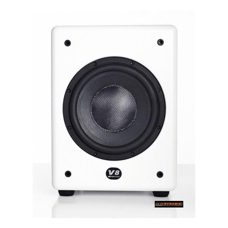 M & K Sound V8 Noir