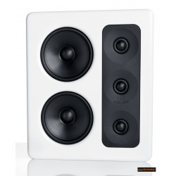 Pack enceinte Home cinema 7.1 M&K Sound MPS300 et X12 Blanc