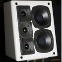 M & K Sound MP1501II Noir (droit et central)
