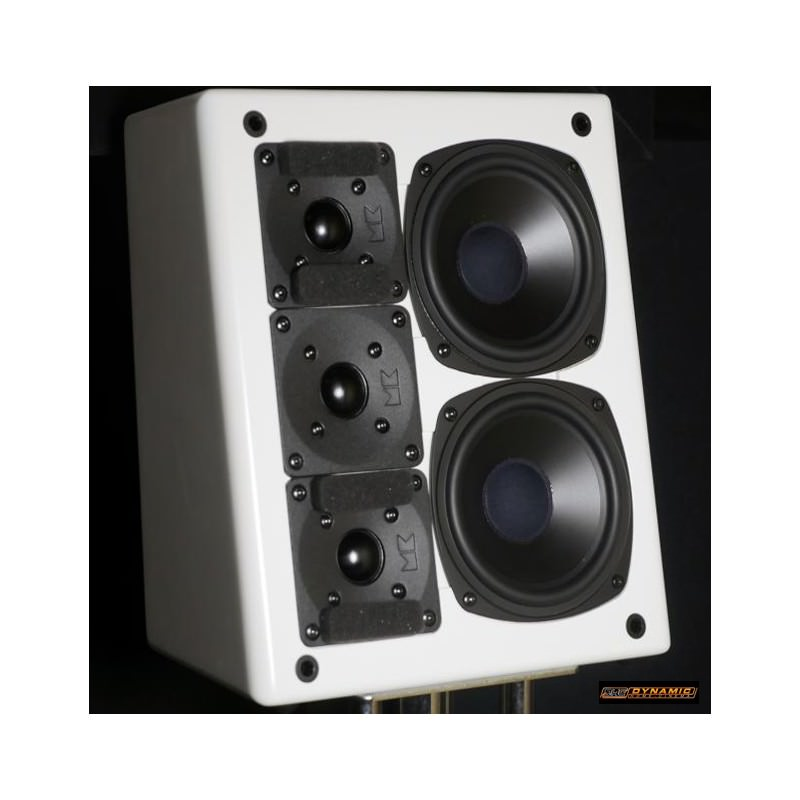 M & K Sound MP1501II Noir (droit et central)