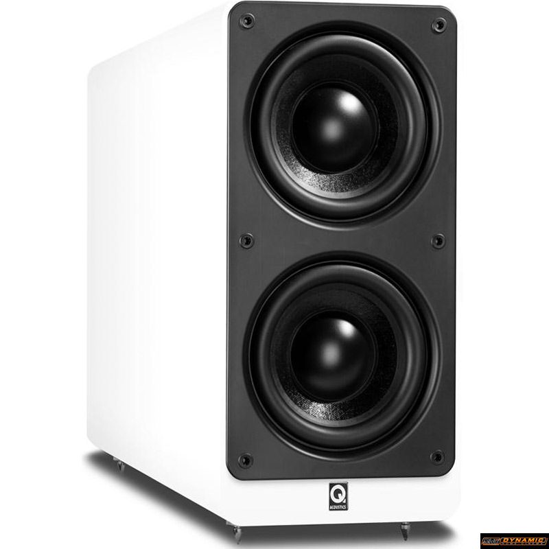 Q Acoustics Q Concept Cinema Pack White