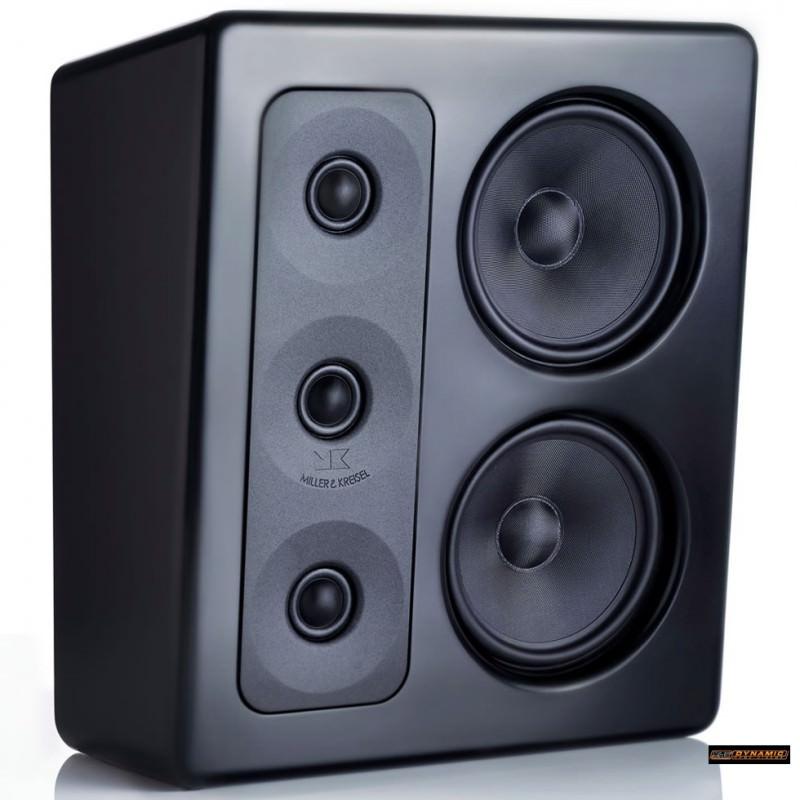 M & K Sound MPS300 Noir (gauche)