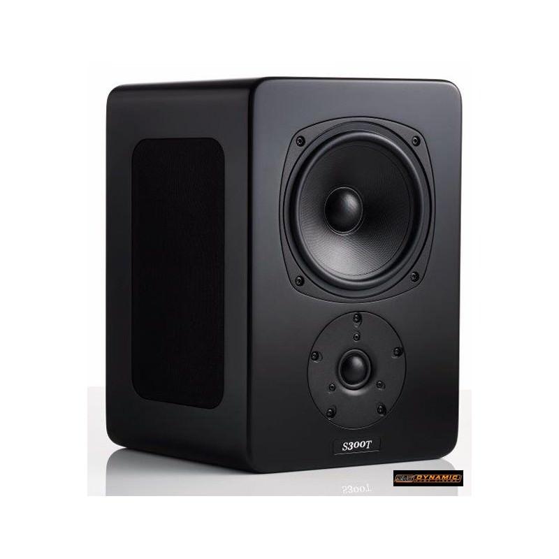 M & K Sound S300T Noir (la paire)