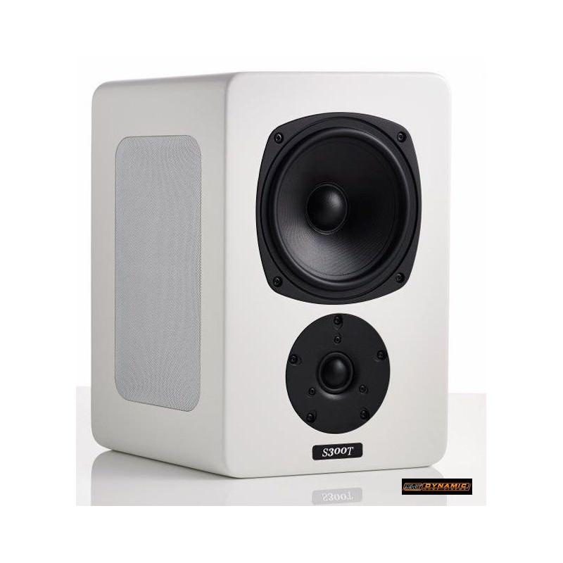 M & K Sound S300T Blanc (la paire)