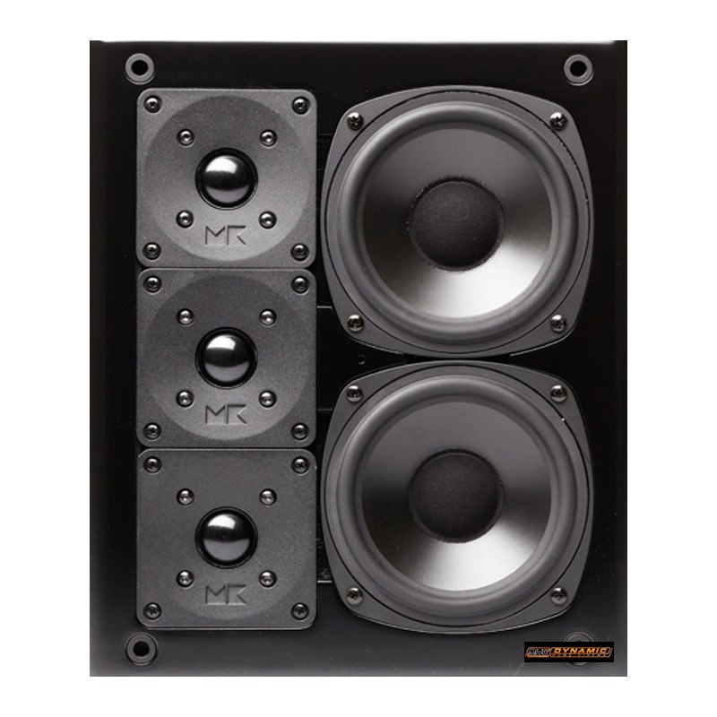 M & K Sound MPS2510P (droit et central)