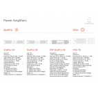 Audio Excellence Quattro series