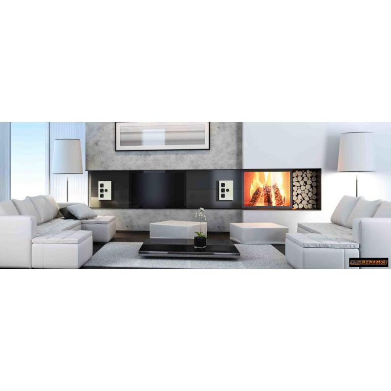 dynamic home cinema enceintes compactes artcoustic sl diablo nouvelle version 94db. Black Bedroom Furniture Sets. Home Design Ideas