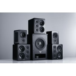 Pack M&K SOUND THX serie 300 7.2