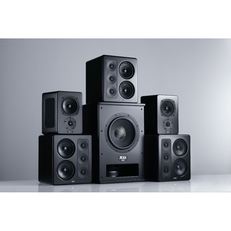 dynamic home cinema pack enceinte home cinema 7 1 pack m k sound thx serie 300 7 2. Black Bedroom Furniture Sets. Home Design Ideas