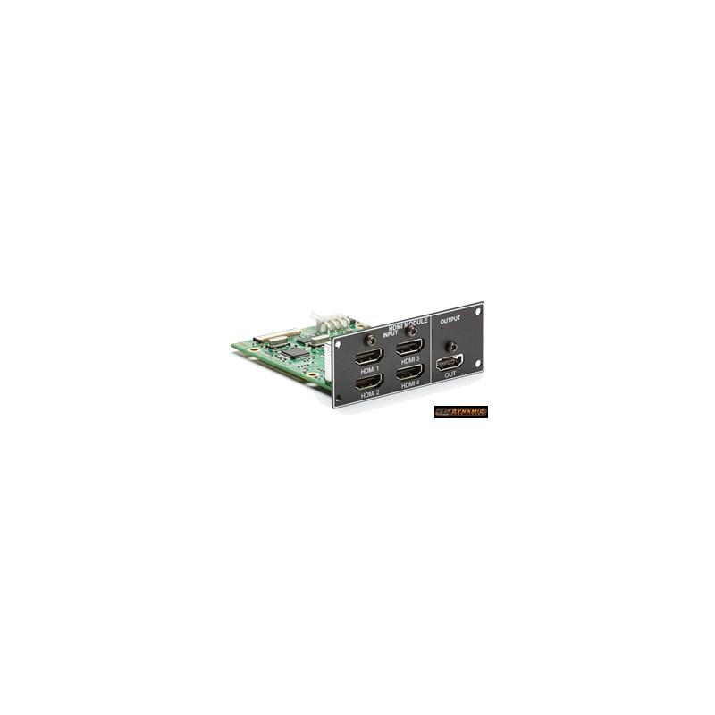 Lyngdorf TDAI-2170 carte option HDMI