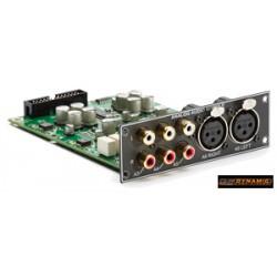 Lyngdorf TDAI-2170 carte option analogique haut de gamme